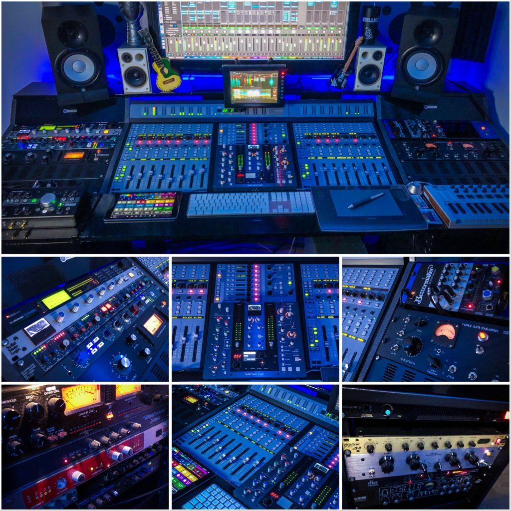 studio music video production